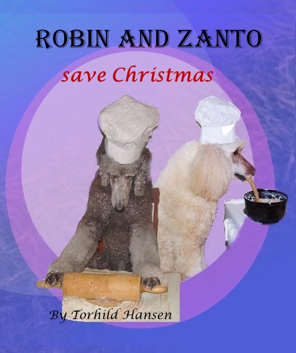 Robin and Zanto save Christmas
